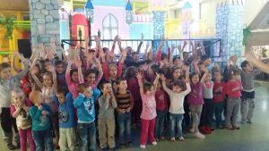 Copiii din Apața s-au bucurat de o zi minunată în Brașov