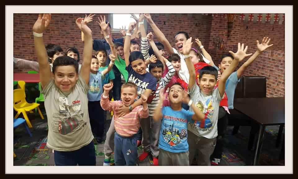 Susținere pentru copiii de la Centrul de plasament Măgura
