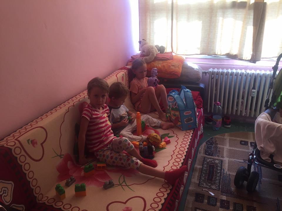 O locuință nouă pentru o familie necăjită