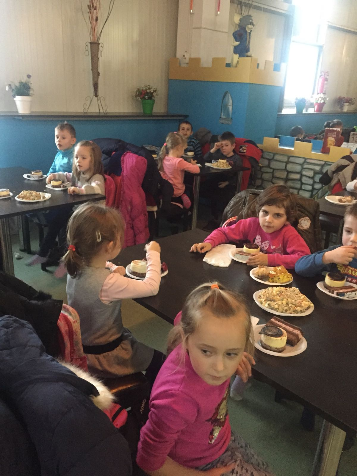 Zeci de copii s-au bucurat de o zi specială la Zao Planet