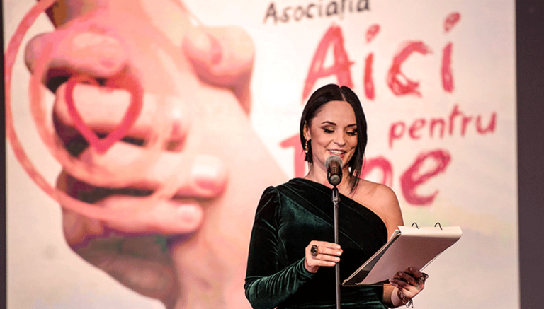 """Ne pregătim pentru Gala """"Aici pentru TINE"""" 2019!"""